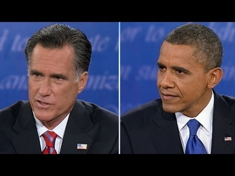 Obama to Romney: U.S. Uses Less 'Horses and Bayonets' Today - Presidential Debate 2012