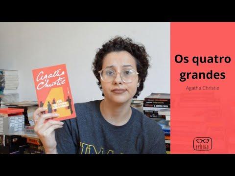 Os quatro grandes (Agatha Christie) - Epílogo Literatura