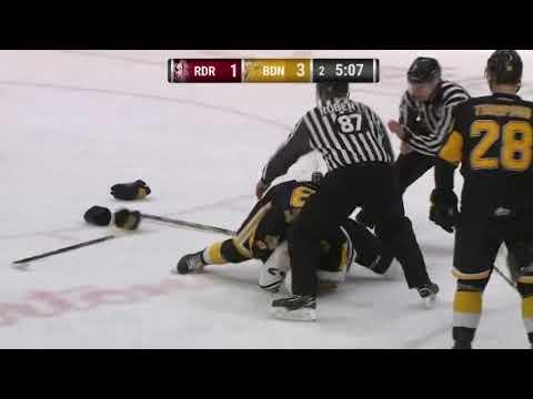 Alex Morozoff vs. Ty Thorpe
