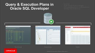 Slow SQL Query? Get the Plan in Oracle SQL Developer!