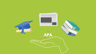 How to Cite Using APA Formatting