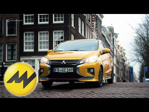 Mitsubishi Space Star 2020 | Neue Hülle alter Kern? | Motorvision