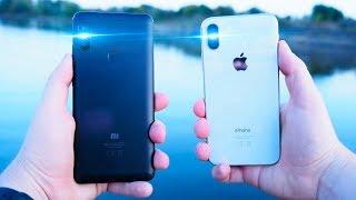 Почему не стоит покупать iPhone за 80 000 РУБЛЕЙ, а лучше купить Xiaomi за 12к.