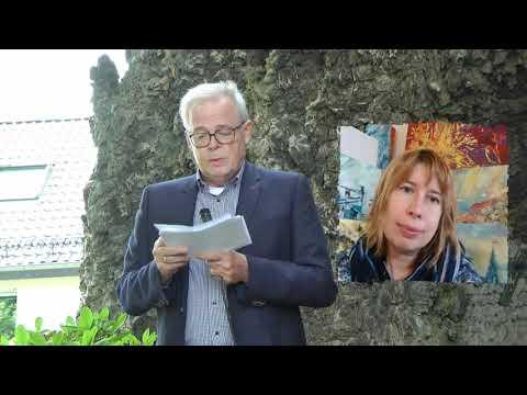 Eröffnungsansprache K. Schumacher zur interkulturellen Kunstausstellung