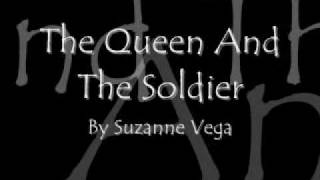 The Queen and the Soldier Suzanne Vega Lyrics Video