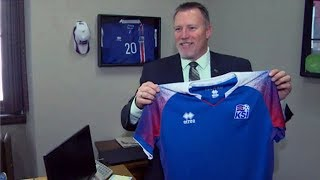 Manitoba MLA related to 22 of 23 Iceland World Cup players