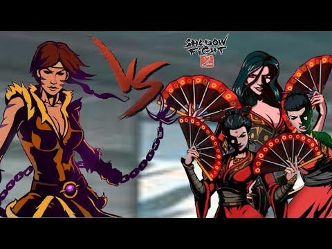 Shadow Fight 2 - Shadow vs Widow & All Bodyguards [ Part 5