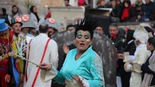 preview picture of video 'Carnevale Palmese 2015 Scusate il ritardo M° Pina Santella'