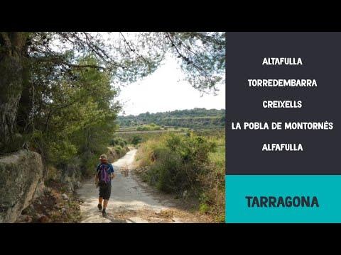 Ruta por el Baix Gaià: Altafulla - Torredembarra - Creixells - la Pobla de Montornès - Alfafulla