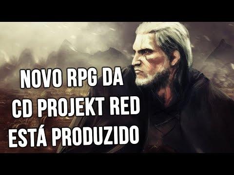 CD PROJEKT RED ESTÁ PRODUZINDO UM NOVO RPG!! - NOVO THE WITCHER?
