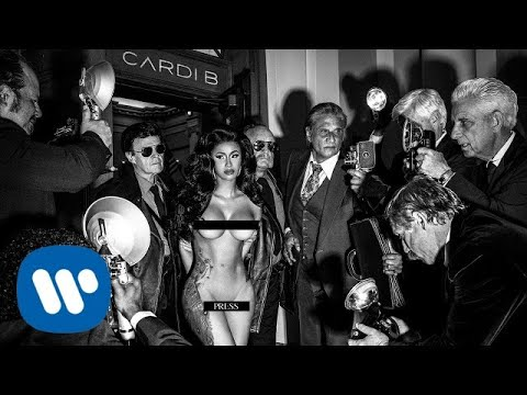 Cardi B Press Official Audio