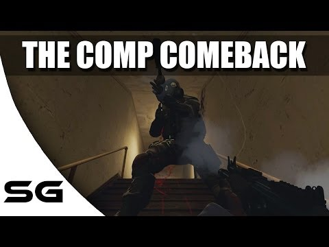 COMPETITIVE CLIPS - CS:GO (2k Resolution/1440p Gameplay