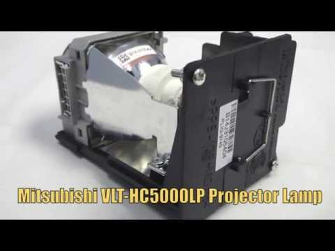 Anderic Generics VLT-HC5000LP for MITSUBISHI Projector Projector Lamp