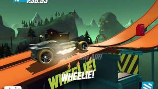 HOT WHEELS RACE OFF iOS / Android Gameplay | Growler / Ratical Racer / Street Creeper / Shark Bite
