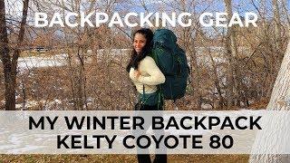 Kelty Coyote 80 / black (22611617BK) - відео 3
