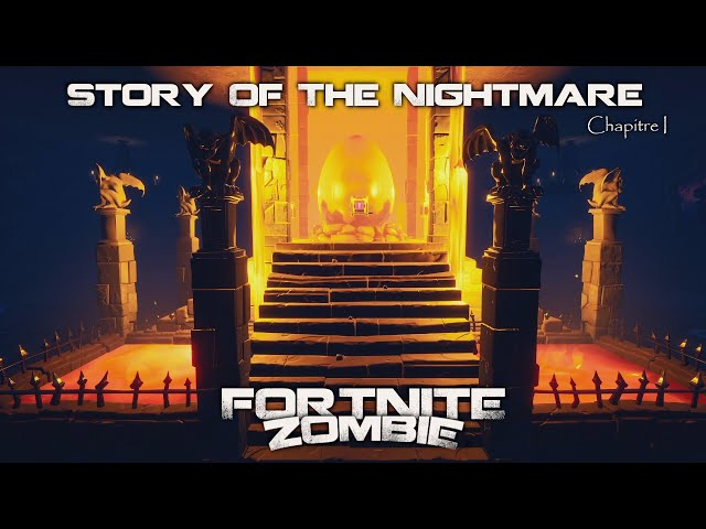 ZOMBIE - STORY OF THE NIGHTMARE