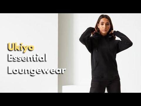 Essential Loungewear Collection ●● Ukiyo