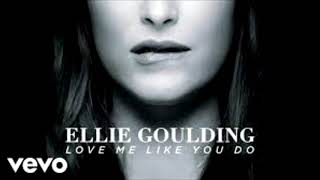 Ellie Goulding   Love Me Like You Do 1 Hour