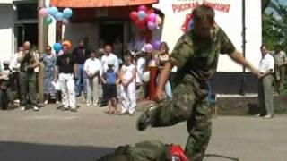Russian martial art IZVOR Русский рукопашный бой ИЗВОР