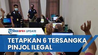 Polisi Tetapkan 6 Karyawan Perusahaan Pinjol Ilegal di Jakbar Jadi Tersangka, Termasuk Supervisor