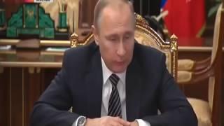 Путин миротворец , спавший целый народ от гибели