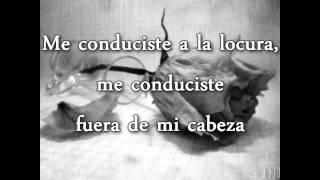 Aerosmith - Cry Me A River [Subtitulado en castellano]