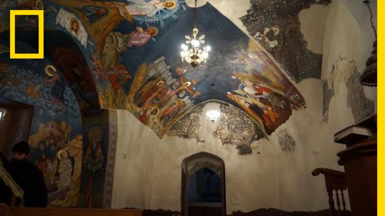 Canyons and Caves Preserve a Tradition from Early Christianity in Lebanon | National Geographic thumbnail