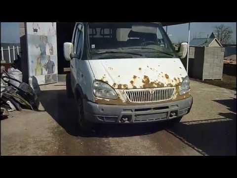 Газель.Кузовной ремонт(ОБЗОР, предстоящих работ)