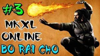 Mortal Kombat XL | Bo Rai Cho - Дыхание дракона #3