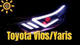 Toyota Vios 3rd Gen