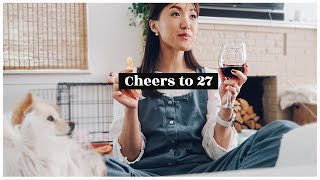 Cheers to 27! Spent in Lockdown, but filled with love   WahlieTV EP746