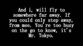 Eva & The Heartmaker - Mr. Tokyo with lyrics