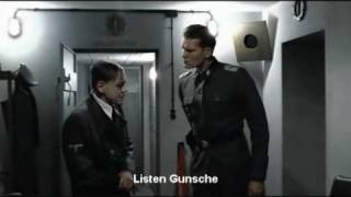 Hitler is informed Gunsche Is Lost