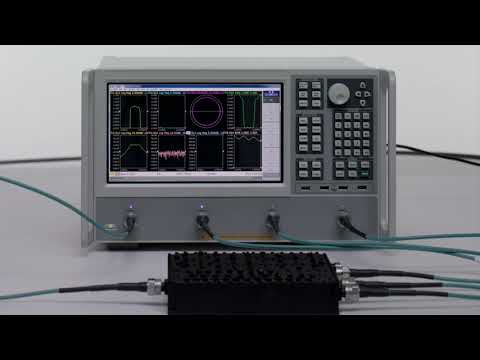 Network Analyzer 4 GHz