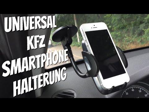 Universal Smartphone KFZ Halterung von AOMASO im Review Test