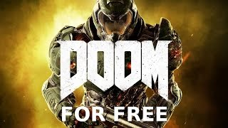 HOW TO GET DOOM 2016 FOR FREE