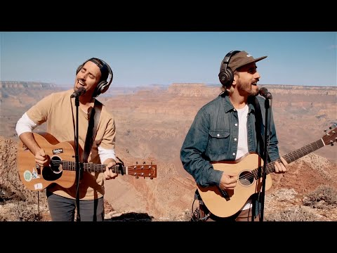 Have You Ever Seen The Rain - Music Travel Love (Live Acoustic at the Grand Canyon)