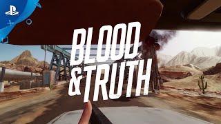 Blood & Truth | Les coulisses du développement | Exclu PlayStation VR