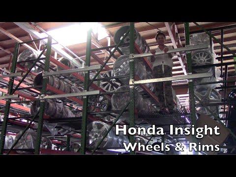 Factory Original Honda Insight Wheels & Honda Insight Rims – OriginalWheels.com