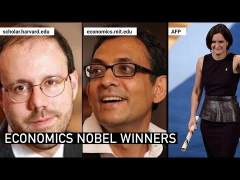 Indian-American Abhijit Banerjee among 3 awarded 2019 Economics Nobel