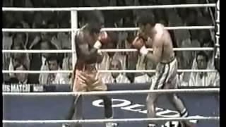 Julio Cesar Chavez Vs Rocky Lockridge Full Fight (HD)