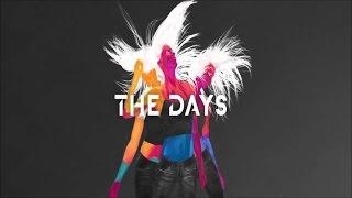 Avicii - The Days ft.  Brandon Flowers (DEMO ORIGINAL VERSION)