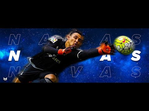 Keylor Navas - Goodbye Madrid - BEST SAVES 2014/2019