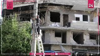 مقتل 23 مدنياً في غارات على إدلب شمال غرب سوريا