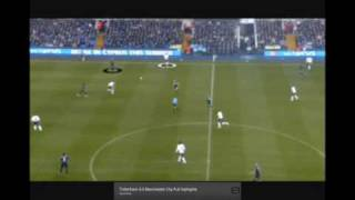preview picture of video 'Tottenham 3-0 Manchester City - Full highlights'