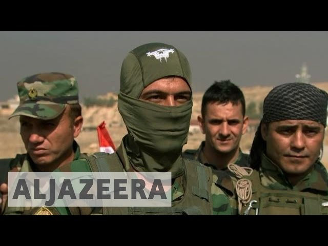 Iraq: Battle for Mosul - 101 East