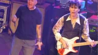 Steve Vai - John the Revelator - Seattle - 4/10/2012