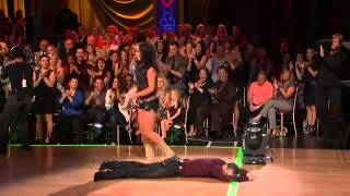 Bristol Palin's Second Dance   Dancing With The Stars