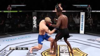 UFC-QUIERO SANGRE^^