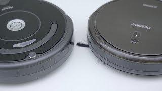 Deebot N79S VS iRobot Roomba 671 - Welcher ist besser?